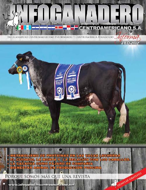 Revista Infoganadero 3 2012