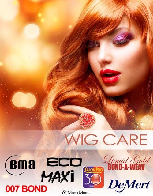 14 Wig Care