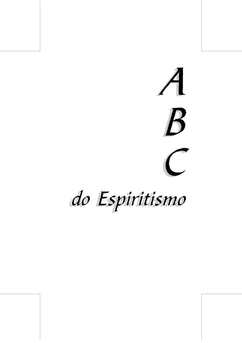 ABC do Espiritismo