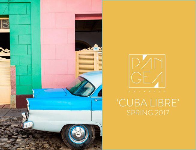 Spring 2017 Lookbook: Cuba Libre