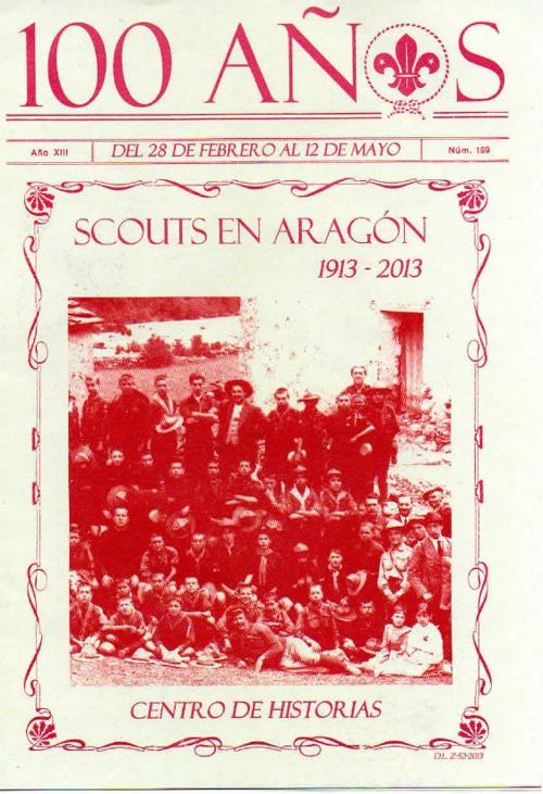 100 Aniversario Scouts Aragón