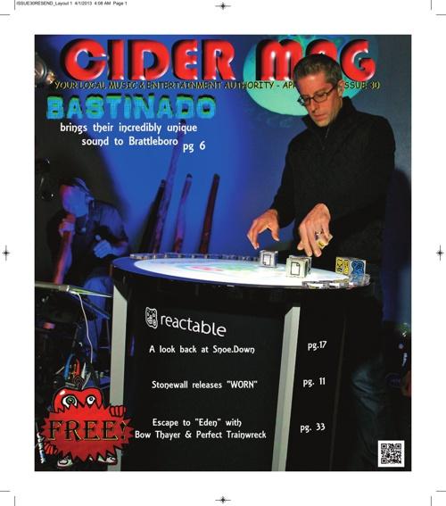 Cider Mag - April 2013