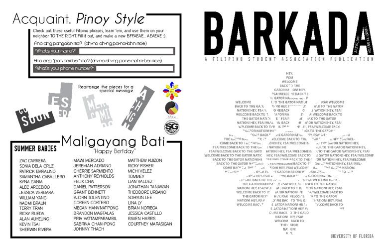 The Barkada 2011 - 1