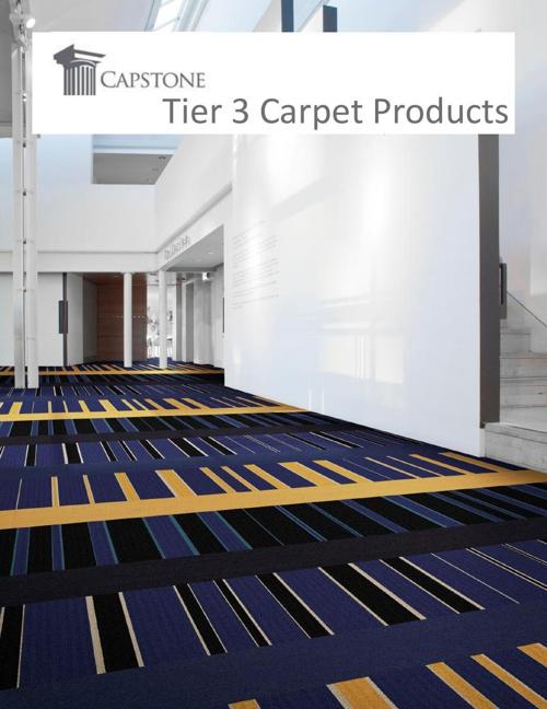 Capstone Carpet - Tier 3