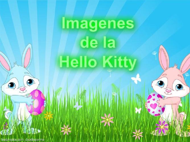 imagenes de la hello kitty
