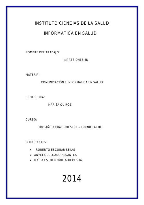 TPN°4 ESCOBAR/DELGADO/HURTADO