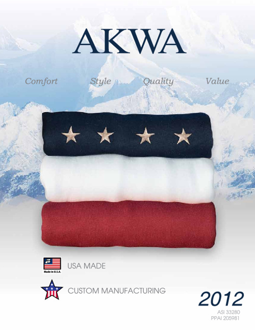 AKWA  2012 CATALOG EBOOK