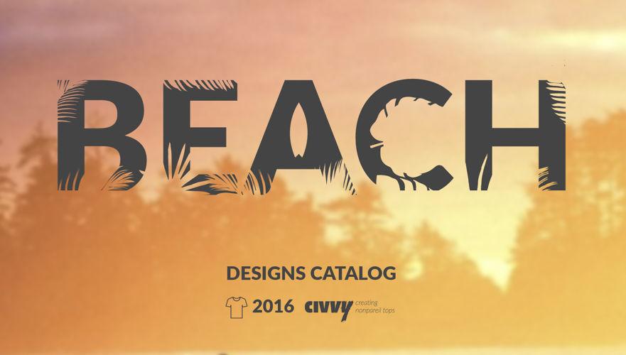 Beach wear Catalog