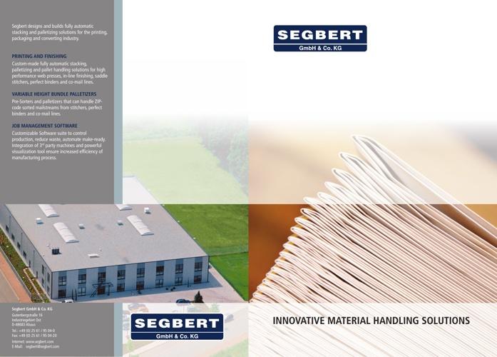 VMS/Segbert catalogus