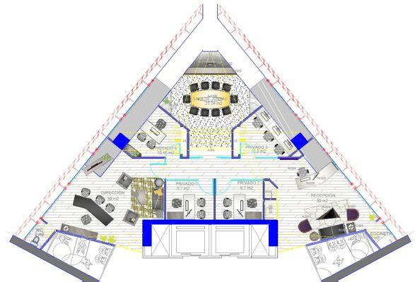 Torre Cube 2, Oficinas Corporativas