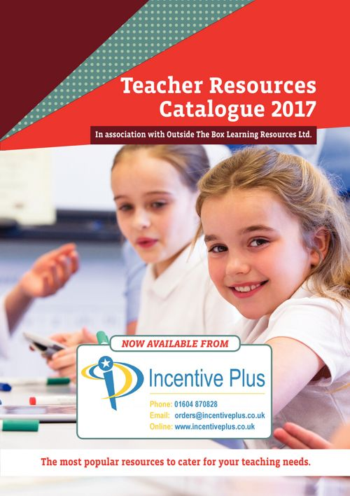 Outside the Box Learning Resources from Incentive Plus