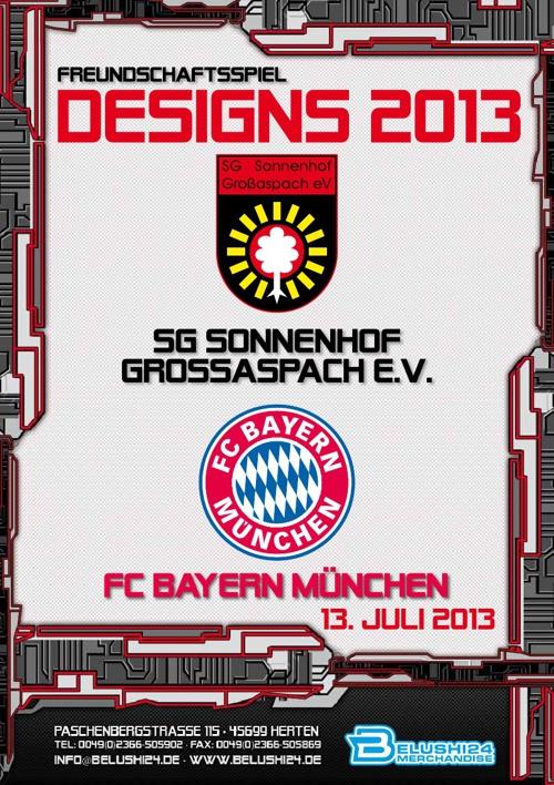SG Sonnenhof Großaspach gegen FC Bayern München