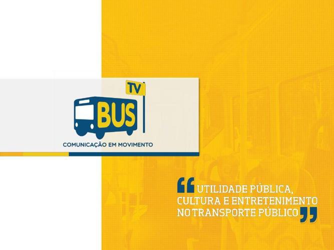 Apresentação BUSTV 2014