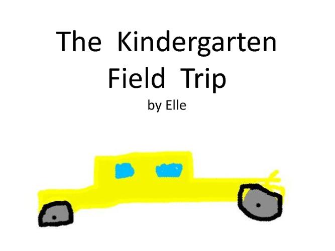 Kindergarten's Trip to the Zoo