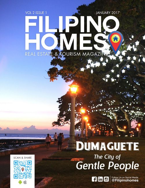 FILIPINO HOMES REAL ESTATE & TOURISM MAGAZINE VOL 2 ISSUE 1