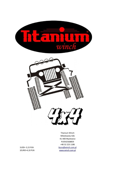titanium price list