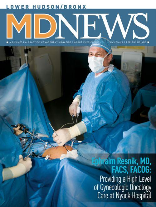 MD News : Ephraim Resnik, MD, FACS, FACOG