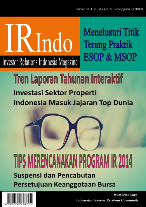 IR Indonesia Magazine_Februari 2014