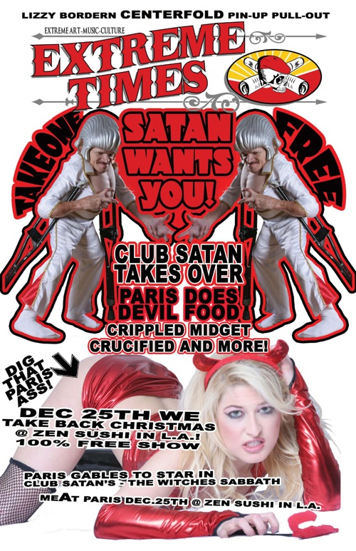 extreme times - the sex & satan issue pt1