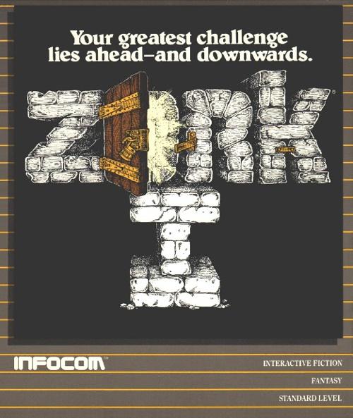 Zork I Manual