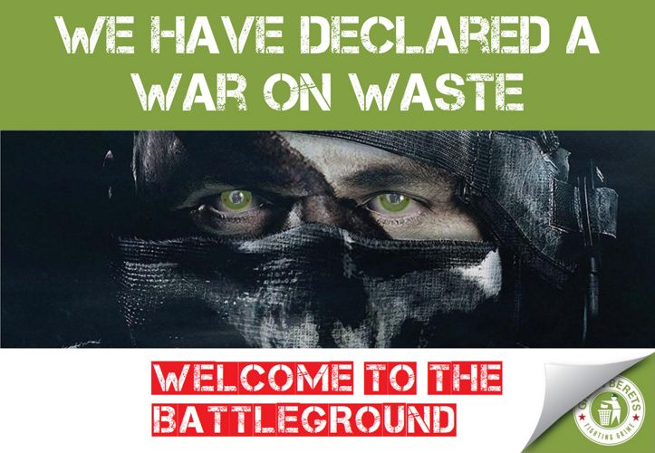 Green Berets - Join the War on Waste