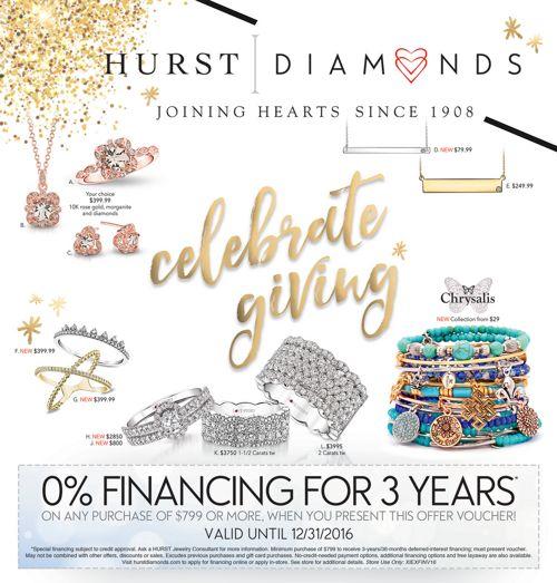 celebrate giving | the HURST gift guide