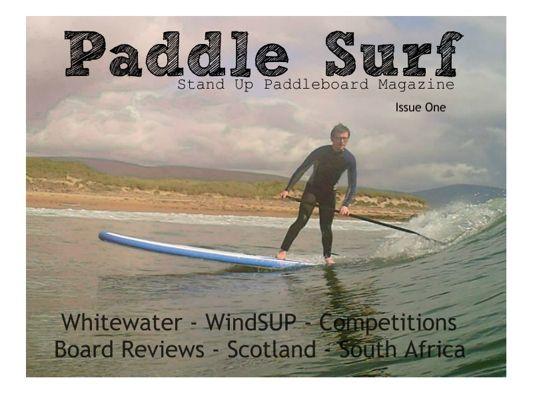Paddle Surf Stand Up Paddleboard Magazine