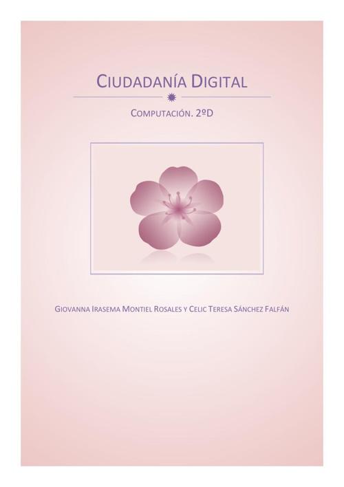Ciudadanía digital Celic Teresa