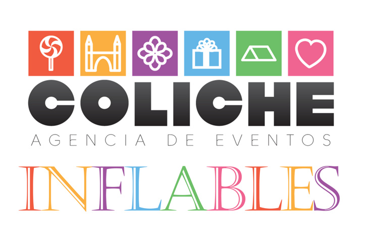 INFLABLES COLICHE EVENTOS ´14