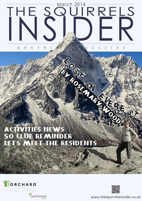 The Squirrels Insider - March 2014