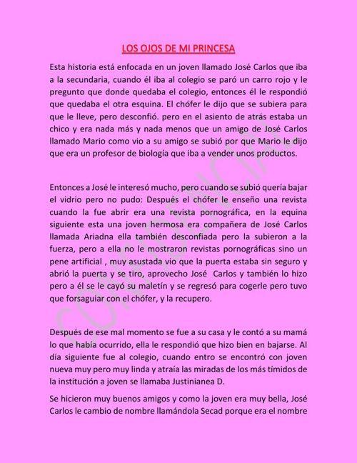 LOS OJOS DE MI PRINCESA 2D
