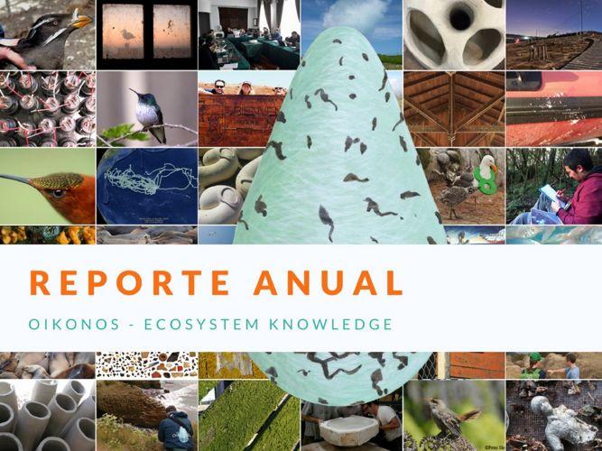 Oikonos Reporte Anual 2016-17 (Espanol)