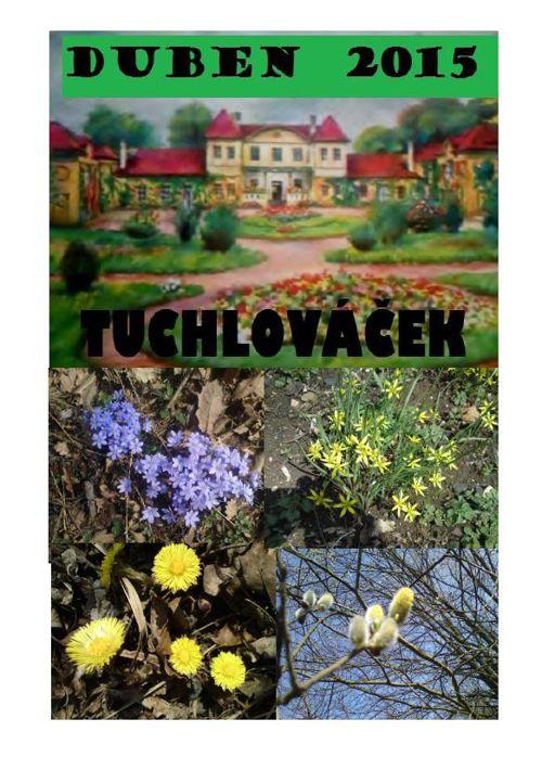Tuchlováček - duben 2015