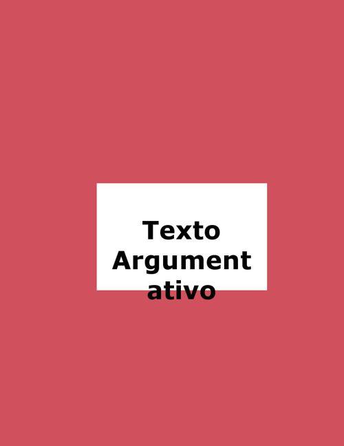 Maria F Matheus Colmenárez 2ºD Texto Argumentativo PDF