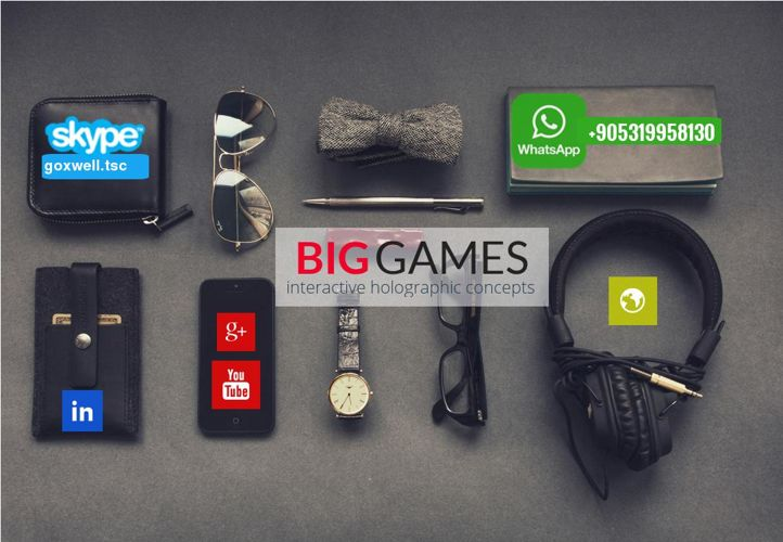 BIG GAMES Product Catalogue