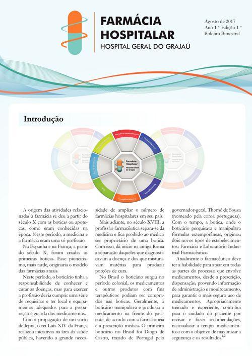 Farmácia Hospitalar - Edição 1