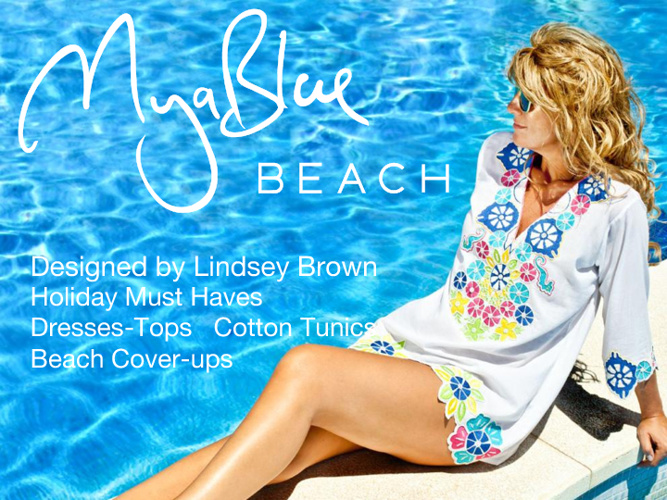 MyaBlueBEACH Sales Book