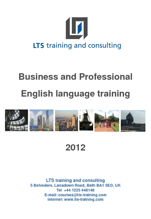LTS Training Brochure