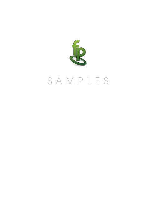 FPO SAMPLES