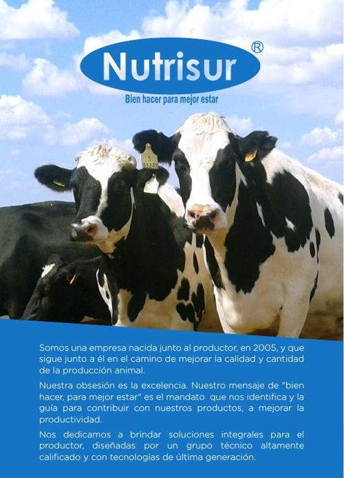 Folleto Nutrisur