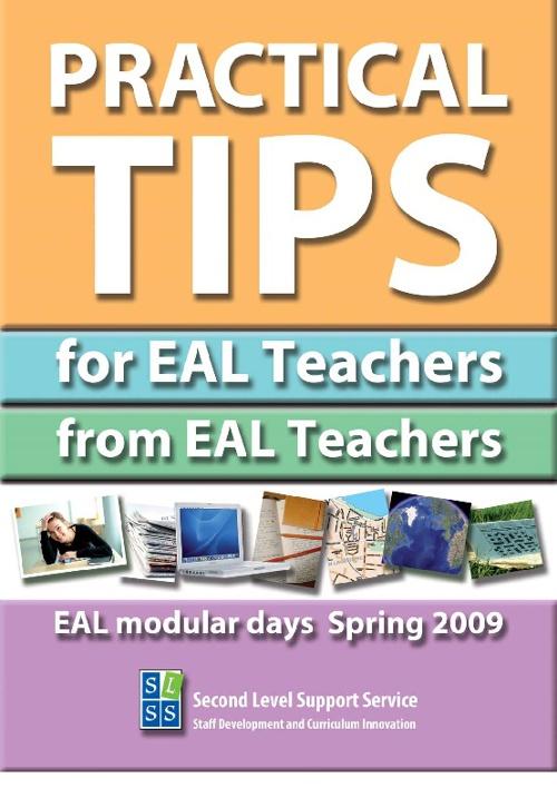 EAL tips booklet