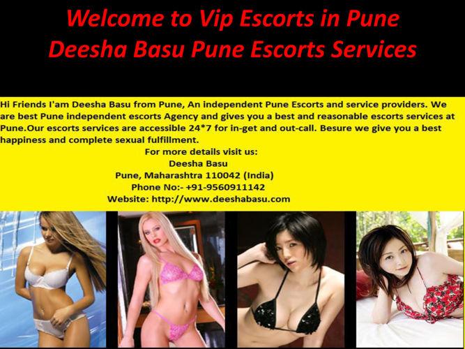 Welcome to Vip Escorts in Pune-Deesha Basu
