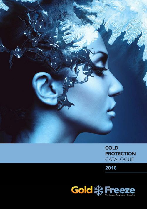 Goldfreeze 2018 Cold Protection Catalogue