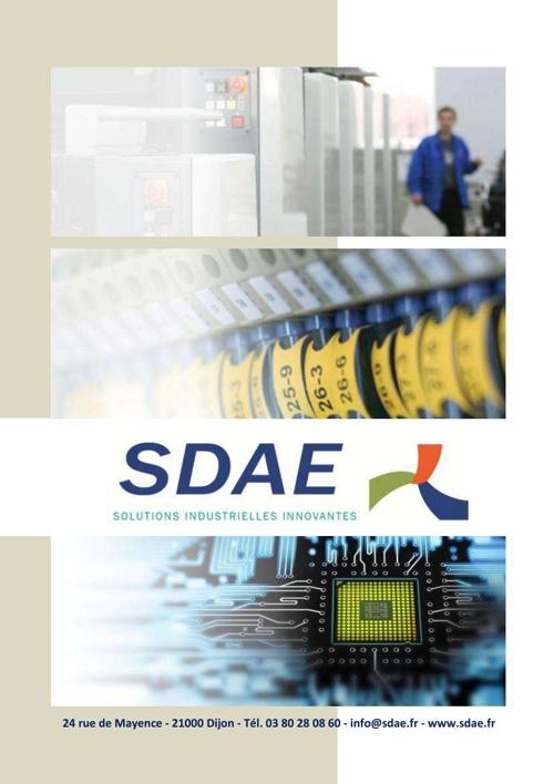 SDAE / SOLUTIONS INDUSTRIELLES INNOVANTES