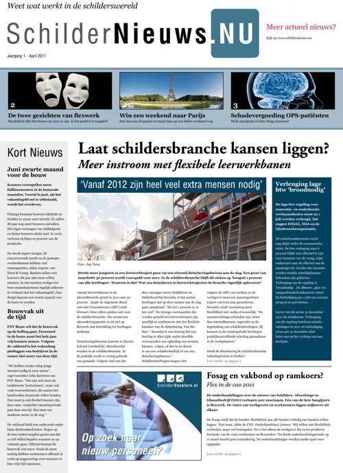 Onze krant