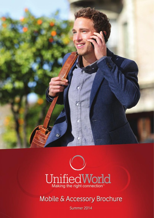 Unified World - Summer 14 - Mobile Brochure