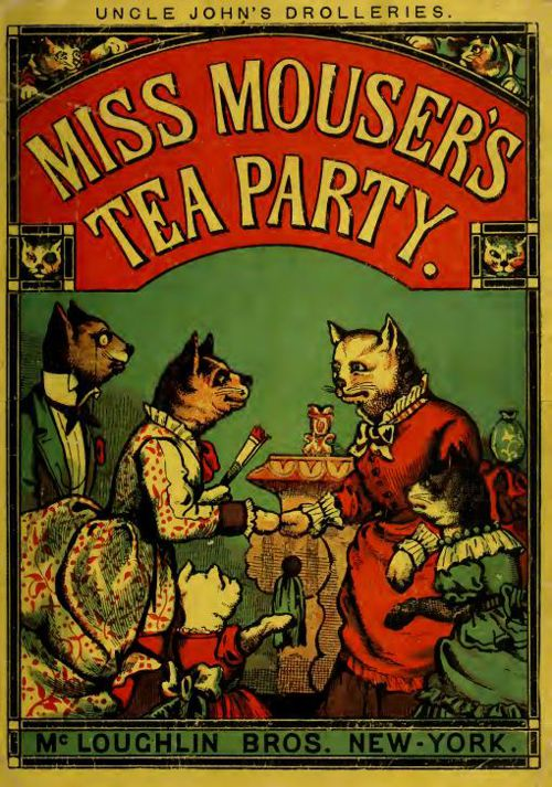 Miss Mousers Tea Party test