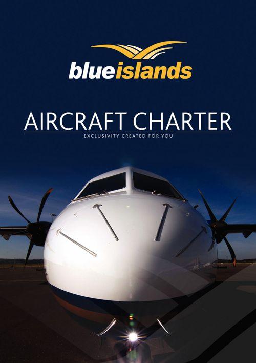 BLUE ISLANDS CHARTER BROCHURE