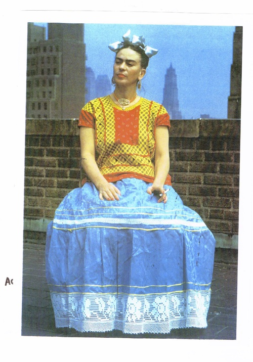 Frida Kahlo : The legend