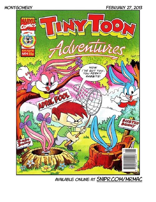 MT comic book  '12-'13